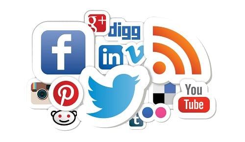 wordpress redes sociales