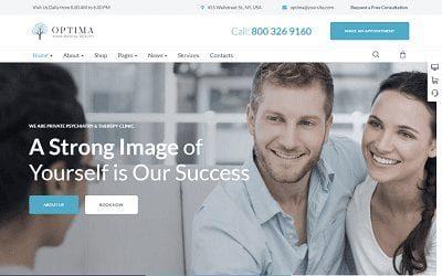Diseño Web Psicoterapeutas Online