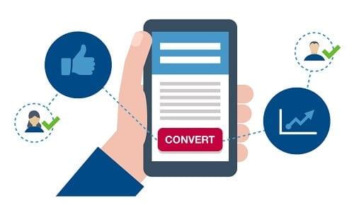 webs optimizadas conversion